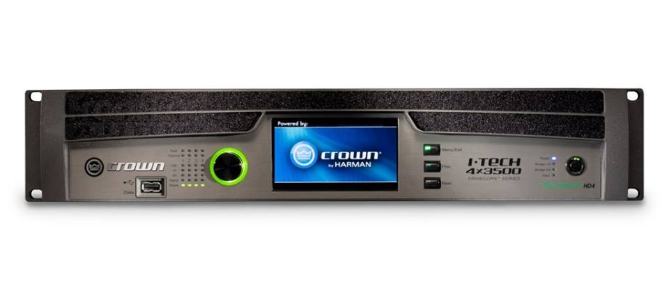 crown i tech hd
